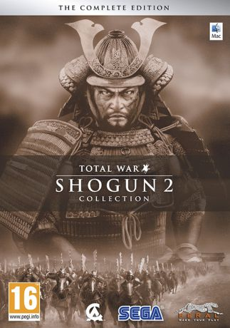 Total War: SHOGUN 2 Collection [MAC] (Цифровая версия)