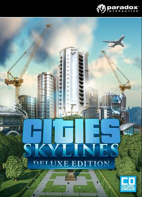 Cities: Skylines. Deluxe Edition (Цифровая версия)