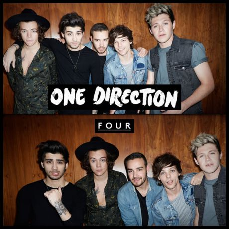 One Direction. Four