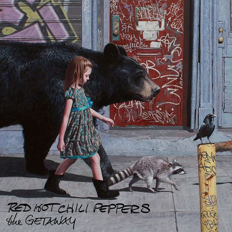 Red Hot Chili Peppers. The Getaway