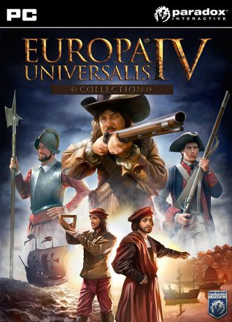 Europa Universalis IV: Collection (Цифровая версия)