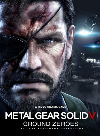 Metal Gear Solid V. Ground Zeroes (Цифровая версия)
