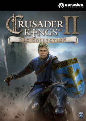 Crusader Kings II. DLC Collection  (Цифровая версия)