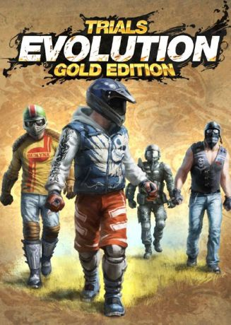Trials Evolution: Gold Edition (Цифровая версия)