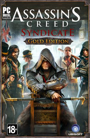 Assassin's Creed: Синдикат (Syndicate). Gold Edition (Цифровая версия)