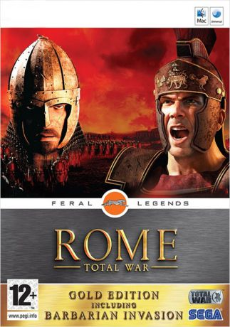 Rome: Total War. Gold Edition [MAC] (Цифровая версия)
