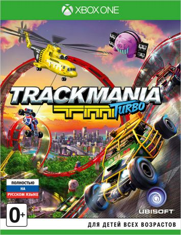 Trackmania Turbo [Xbox One]