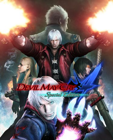 Devil May Cry 4. Special Edition (Цифровая версия)