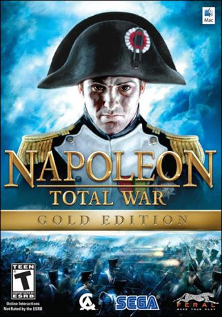 Napoleon: Total War. Gold Edition [MAC] (Цифровая версия)