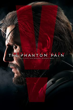 Metal Gear Solid V: The Phantom Pain (Цифровая версия)