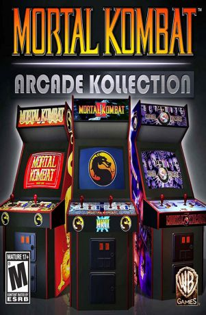 Mortal Kombat. Arcade Kollection (Цифровая версия)