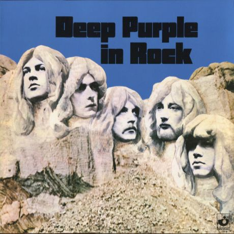 Deep Purple. In Rock (LP)