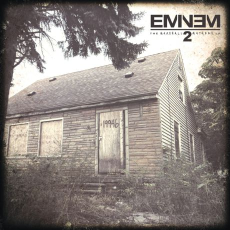 Eminem. The Marshall Mathers LP 2