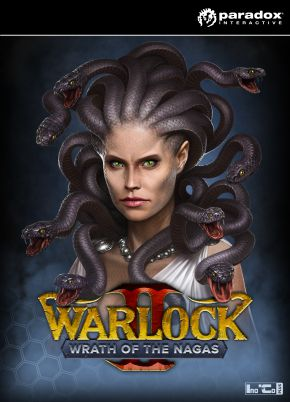 Warlock 2: The Exiled. Wrath of the Nagas. Дополнение (Цифровая версия)