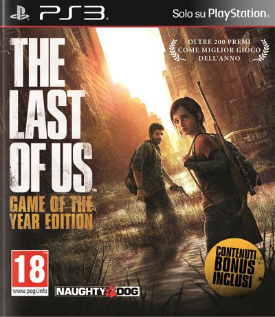 Одни из нас. Game of the Year Edition [PS3]