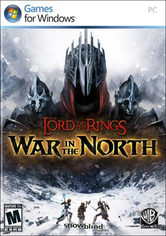 Lord of the Rings: War in the North  (Цифровая версия)
