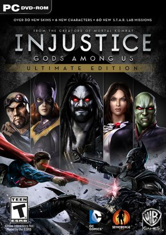 Injustice: Gods Among Us Ultimate Edition (Цифровая версия)