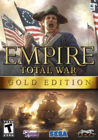 Empire: Total War. Gold Edition [MAC] (Цифровая версия)