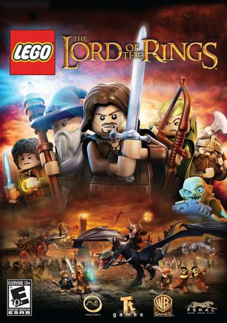 LEGO The Lord of the Rings  (Цифровая версия)