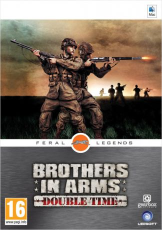 Brothers in Arms: Double Time [MAC] (Цифровая версия)
