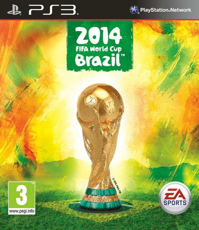 2014 FIFA World Cup Brazil [PS3]