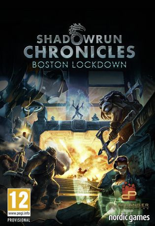 Shadowrun Chronicles. Boston Lockdown (Цифровая версия)