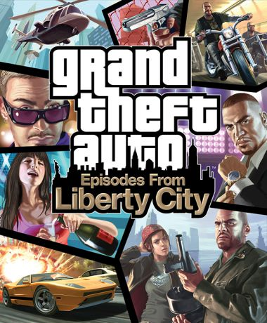 Grand Theft Auto: Episodes from Liberty City (Цифровая версия)