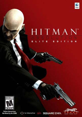 Hitman: Absolution. Elite Edition [MAC] (Цифровая версия)