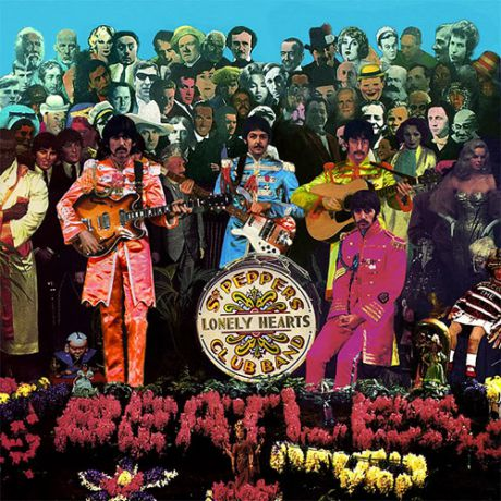 The Beatles. Sgt. Pepper