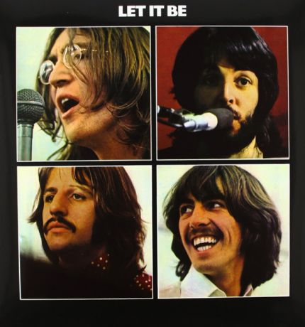The Beatles. Let It Be. Original Recording Remastered (LP)
