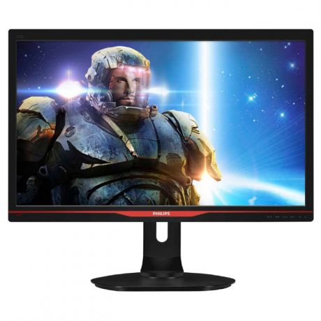 "Монитор 27"" Philips 272G5DJEB TN LED 1920x1080 1ms VGA DVI HDMI DisplayPort"