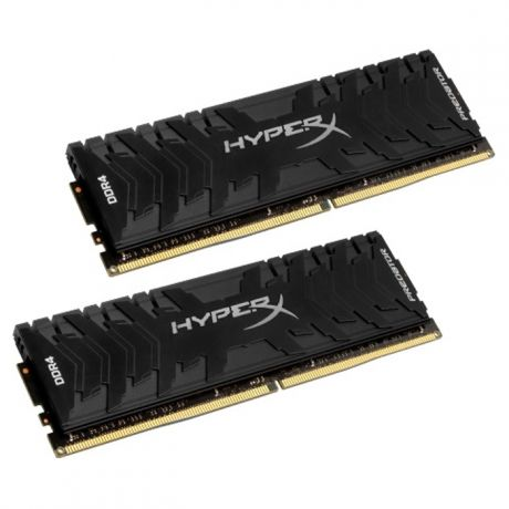 DIMM 16Gb 2х8Gb DDR4 PC26600 3333MHz Kingston XMP HyperX Predator Series (HX433C16PB3K2/16)