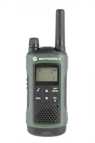 Motorola TLKR-T81 Hunter Green