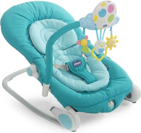 Chicco Ballon Baby (04CO1320lb) - кресло-качели (Light Blue)