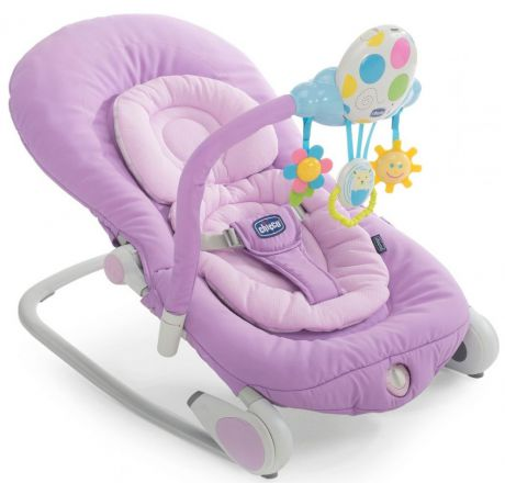 Chicco Ballon Baby (04CO1320lil) - кресло-качели (Lilla)