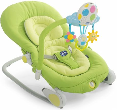 Chicco Ballon Baby (04CO1320spr) - кресло-качели (Green)