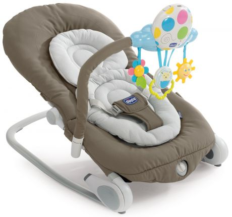 Chicco Ballon Baby (04CO1320bg) - кресло-качели (Grey)