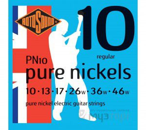 Rotosound Pn10 Strings Nickel