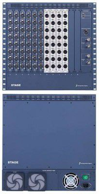 Avid Avid Venue Stage Rack (48 In, 8 Out), Redundant Psu