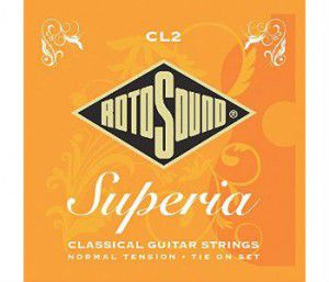 Rotosound Cl2 Strings Regular End Nylon