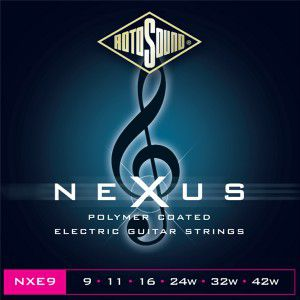 Rotosound Nxe9 Strings Coated Type