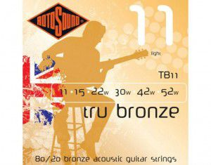 Rotosound Tb11 Strings Phosphor Bronze
