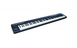 M-audio M-audio Keystation 88 Ii Usb Midi Keyboard