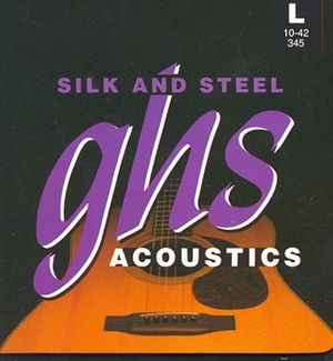 Ghs Strings 345 Silksteel™