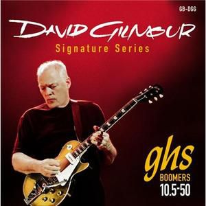 Ghs Strings Ghs David Gilmour Red Signature