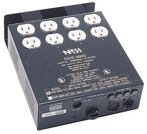 Nsi Dds 5600 4 Ch..5a/ch..dimmer/relay System. Dmx