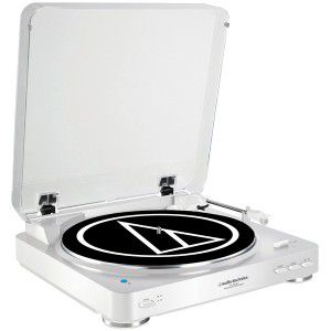 Audio-technica At-lp60bt Wh
