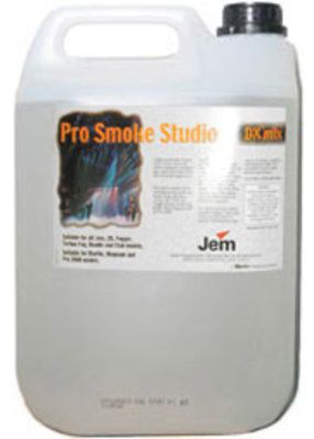 Jem Pro-smoke Studio Fluid (dx-mix)