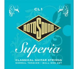 Rotosound Cl1 Strings Ball End Nylon