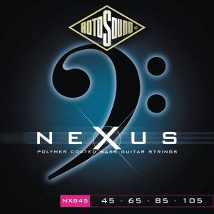 Rotosound Nxb45 Strings Coated Type